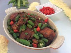 Ô trem bão! Veja todas as receitas preparadas por Edu Guedes durante o festival de culinária mineira http://r7.com/sTHw  (Foto: R7)