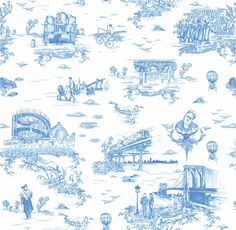 The New Toile: A Beloved Pattern Gets Cheeky Fresh Twists — Currently Obsessed
