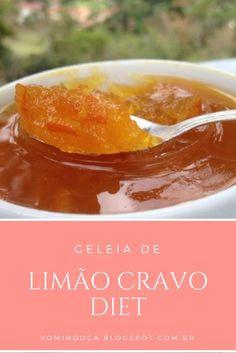 Esta receita de geleia é feita com um limão extremamente aromático, o limão cravo. Veja: http://vomindoca.blogspot.com.br/2016/06/geleia-de-limao-cravo-diet.html