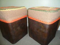 Encontrá Puff asientos guarda tutto  desde $400. Muebles, Living y más objetos únicos recuperados en MercadoLimbo.com. http://www.mercadolimbo.com/producto/3241/puff-asientos-guarda-tutto
