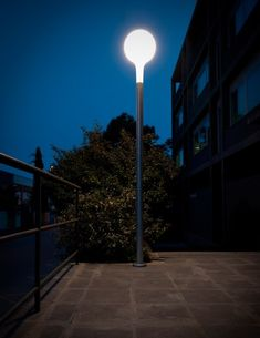 Nanit p Columna Floor lamp by Metalarte | Path lights