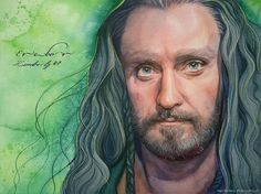 Thorin by kimberly80.deviantart.com on @DeviantArt