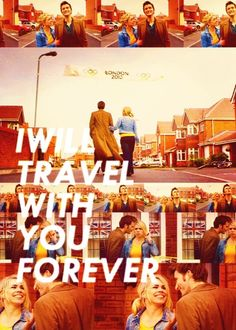 I will travel with you forever