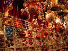Christkindlesmarkt: a guide to Christmas market shopping in Nuremberg Nuremberg Christmas Market, Christmas Market Stall, Christmas Markets Germany, German Christmas Markets, White Christmas, Holiday Fun, Christmas Time, Vintage Christmas, Christmas Bulbs
