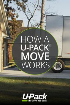 Have you heard about U-Pack? It's a convenient and affordable way to move long distance. Learn how it works and see how much you can save.
