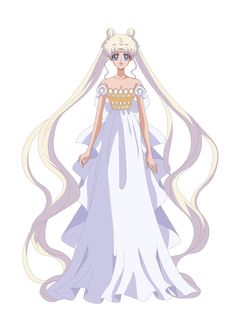 Neo Queen Serenity from Sailor Moon Crystal