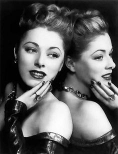 """Eleanor Parker (June 26, 1922 - Dec.10, 2013 ) Movie star and she starred in """"The Sound of Music""""  as Baroness Schreiber."""