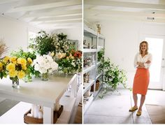 Floral Studio with Style:  McKenzie Powell Designs