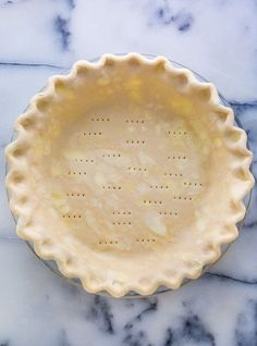 Foolproof All Butter Pie Crust - Baker by Nature