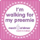 Look! There are Blog Badges for March for Babies!