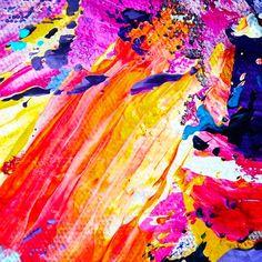 acrylicalchemy:  Michael Carini   Beautiful Accidents