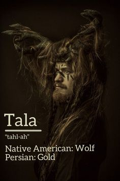 Native american: wolf / persian: gold rare baby names, unique baby names, Wolf Name, Rare Baby Names, Unique Baby Names, Pretty Names, Name Inspiration, Book Names, Aesthetic Words, Writing Characters, Names With Meaning