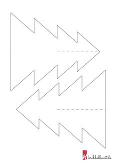 Tannenbaum Vorlage 2 You can find this Christmas tree handicraft template and other free handicraft templates to print out on Kribbelbunt. Cheap Table Decorations, Balloon Decorations, Flower Decorations, Wood Crafts, Diy And Crafts, Christmas Crafts, Christmas Decorations, Paper Crafts, Diy For Kids