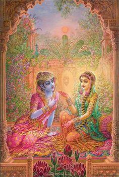Shree Krishna Wallpapers, Radha Krishna Wallpaper, Radha Krishna Pictures, Lord Krishna Images, Krishna Statue, Krishna Art, Hare Krishna, Pichwai Paintings, Indian Art Paintings