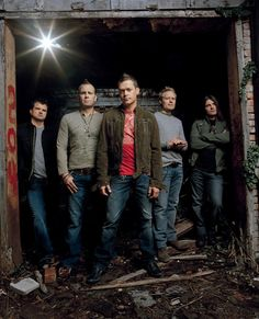 3 Doors Down w/Staind, Breaking Benjamin, and No Address (2005)