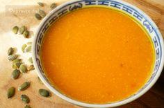 krem z dyni Cantaloupe, Fruit, Ethnic Recipes, Food, Essen, Meals, Yemek, Eten
