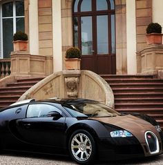 #Luxury - #Mansion - #Car