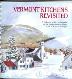 Vermont kitchens revisited by the women of the cathedral church of st