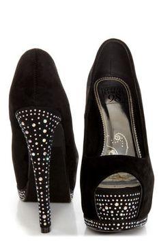 Women's Heels -High Heel Pumps, Clogs, Wedges & Peep Toe Shoes - Page 6