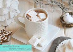 Vanilla Bean Marshmallow recipe.