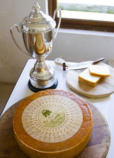Klein River Grana - Voted South Africa's best dairy product! Artisan Cheese, Dairy, River, Traditional, Rivers