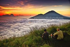Amazing Mount Batur Bali Volcano View www.mountbaturbali.com