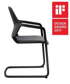 WILKHAHN | Metrik Cantilever Chair