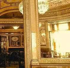 CAFFÈ GAMBRINUS, Naples  - Explore the World with Travel Nerd Nici, one Country at a Time. http://TravelNerdNici.com