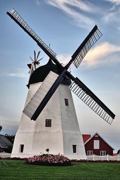 Arsdale, Bornholm, Denmark by Szymon Nitka, via Flickr