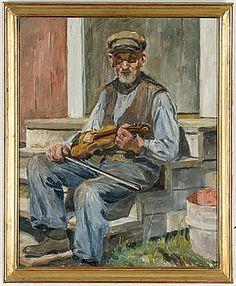 KARL ÖRBO, olja på duk, signerad. Bukowski, Artist, Painting, Painting Art, Paintings, Painted Canvas, Drawings, Artists