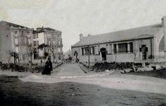 Postal del Avilés de 1916