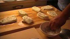 Πώς γίνεται ο τραχανάς (γλυκός). Recipe for trahanas.Easy recipe !.How to make trahanas. - YouTube