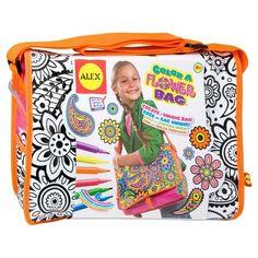 ALEX Toys Craft Color A Flower Bag : Target