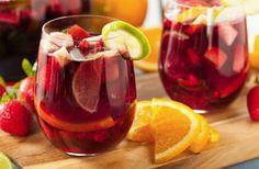 Try this kombucha-sangria! Yes! Kombucha instead of soda.