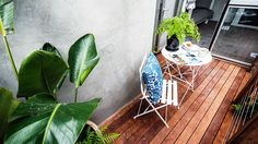 In Pictures: Darren + Dee's 'wow factor' terrace | The Block Glasshouse | 9jumpin