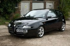 Alfa Romeo 147 Lusso