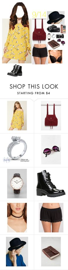 """""""Roadtrip- Joshua Tree National Park"""" by gfc-account ❤ liked on Polyvore featuring Forever 21, Urban Outfitters, Daniel Wellington, ALDO, Panasonic, Billabong and Free People"""