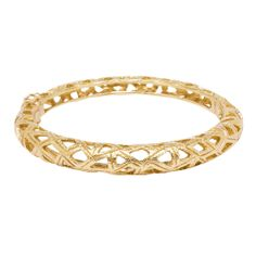 Caitlin Bangle Gold