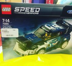 Retail therapy!! Had some vouchers to use at our local Lego certified store before it expires. New wave of Speed Champions.  Really like this set. I think Plucky Ducky should be quite happy with his new ride xD#. . . #lego #afol #speedchampions #ford #fordfiesta #msport #wrc #needforspeed #rallycar #zoomzoom #cars #sportcars#legoset #legofun #legography #legogram #instalego #legostagram #Singapore #bricksworld @bricksworldlegocertifiedstores