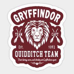 Gryffindor Quidditch Team Captain Harry Potter Stickers, Harry Potter Art, Harry Potter Universal, Tumblr Stickers, Diy Stickers, Printable Stickers, Hogwarts, Imprimibles Harry Potter, Anniversaire Harry Potter