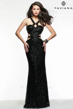 Formal black dresses - 3 PHOTO!