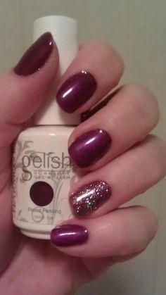 Gelish♡ (my nails #AmyGoff)