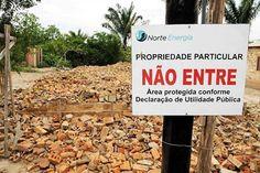 """Projeto Luz e Vida: Belo Monte: Tragédia Social em Altamira  """"Os direitos constitucionais das populações tradicionais do Xingu estão sendo frontalmente violados pela empresa e é necessário readequar as remoções, para que cumpram o licenciamento e o Projeto Básico Ambiental de Belo Monte, assegurando os direitos dos ribeirinhos."""""""