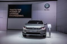 Will gladly test drive one of these for you @Volkswagen USA     VW Alltrack concept car at 2012 NYIAS