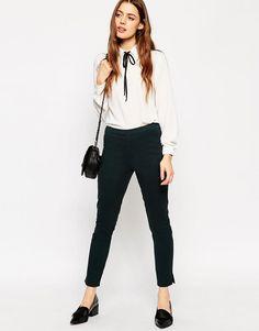 ASOS+Skinny+Casual+Cigarette+Trousers