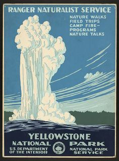 classic posters, free download, graphic design, national park, retro prints, travel, travel posters, vintage, vintage posters, wpa, national...