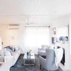 design 5 things to know about Hamptons style Reno Rumble, Living Area, Living Rooms, Family Rooms, Living Spaces, Apartment Living, The Hamptons, Interior Design, Interior Styling