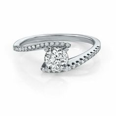 Radiant Star 3/4 CT. TW.Diamond Engagement Ring in 14K Gold by @Helzberg Diamonds Diamonds Diamonds Diamonds Enter the Aisle Style Sweeps for a chance to win up to $3,000 in gift certificates from David's Bridal & Helzberg Diamonds! Enter now thru 9/2: http://sweeps.piqora.com/aislestyle Rules: http://sweeps.piqora.com/contests/contest/content/davidsbridal.com/310/rules