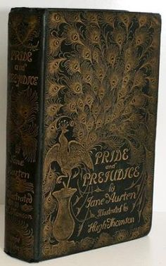 Peacock edition of Pride and Prejudice illustrated by Chris Hammond