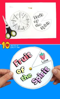 Fruit of the Spirit - Craft Ideas - Just Pin Sunday School Kids, Sunday School Lessons, Sunday School Crafts, Preschool Bible Lessons, Bible Activities, Group Activities, Bible Story Crafts, Bible Crafts For Kids, Daycare Crafts